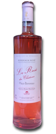 vin le rose du chateau